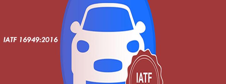 تغییر به IATF 16949