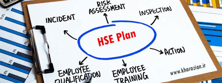 آموزش HSE Plan