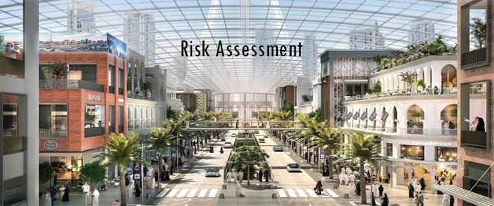 ارزیابی ریسک مرکز خرید