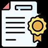 آیکون گواهینامه ایزو