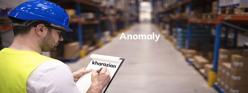 موارد ناایمن Anomaly